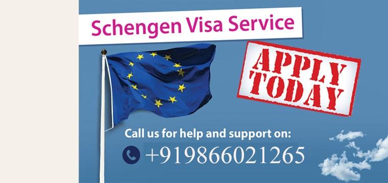 Schengen Visa Submission